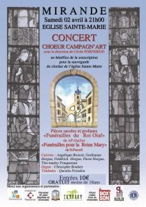 AFFICHE concert eglise 2 avril 2016 V2 Petit Format
